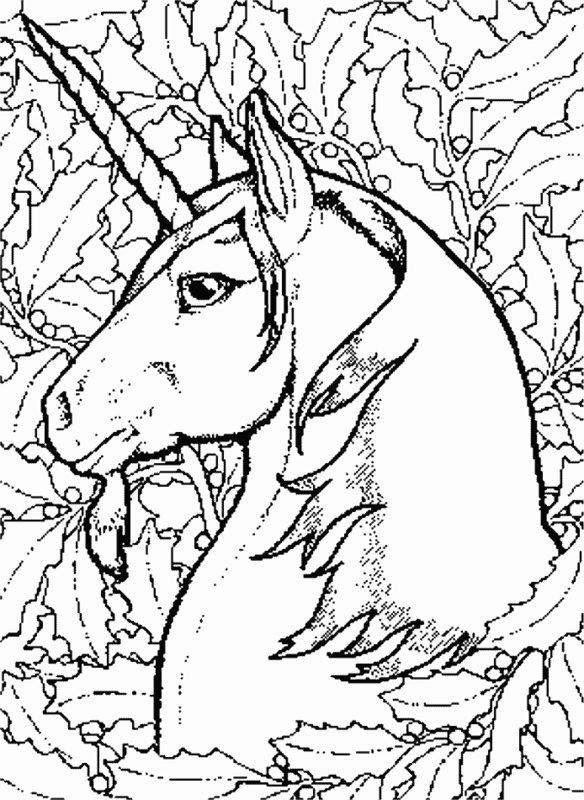 Fantasy Ausmalbilder für Erwachsene kostenlos zum Ausdrucken 5