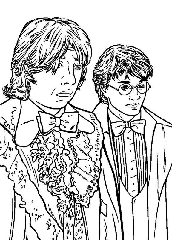 Harry Potter Ausmalbilder Fur Erwachsene Kostenlos Zum Ausdrucken 4