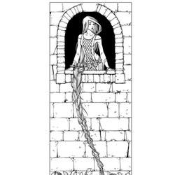 Märchen Ausmalbilder Für Erwachsene Kostenlos Zum Ausdrucken