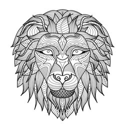 africa coloring pages for adults 3