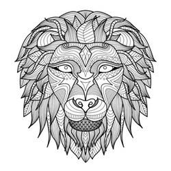 Löwen Ausmalbilder Für Erwachsene Kostenlos Zum Ausdrucken