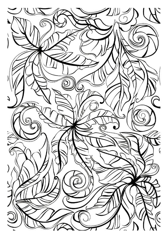 Blumen Ausmalbilder f r Erwachsene kostenlos zum Ausdrucken 6