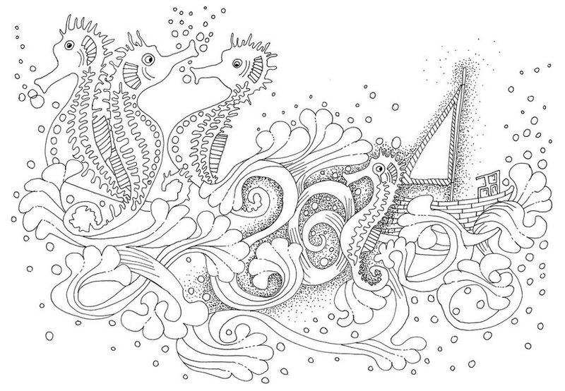 Volwassen Kleurplaten Harry Potter Wasserwelt Ausmalbilder F 252 R Erwachsene Kostenlos Zum