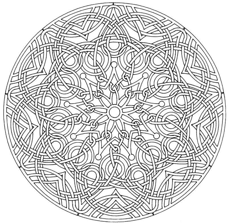 mandala malvorlagen erwachsene  x13 ein bild zeichnen