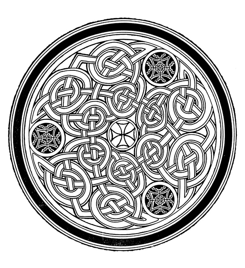 Free Doodle Coloring Pages To Print