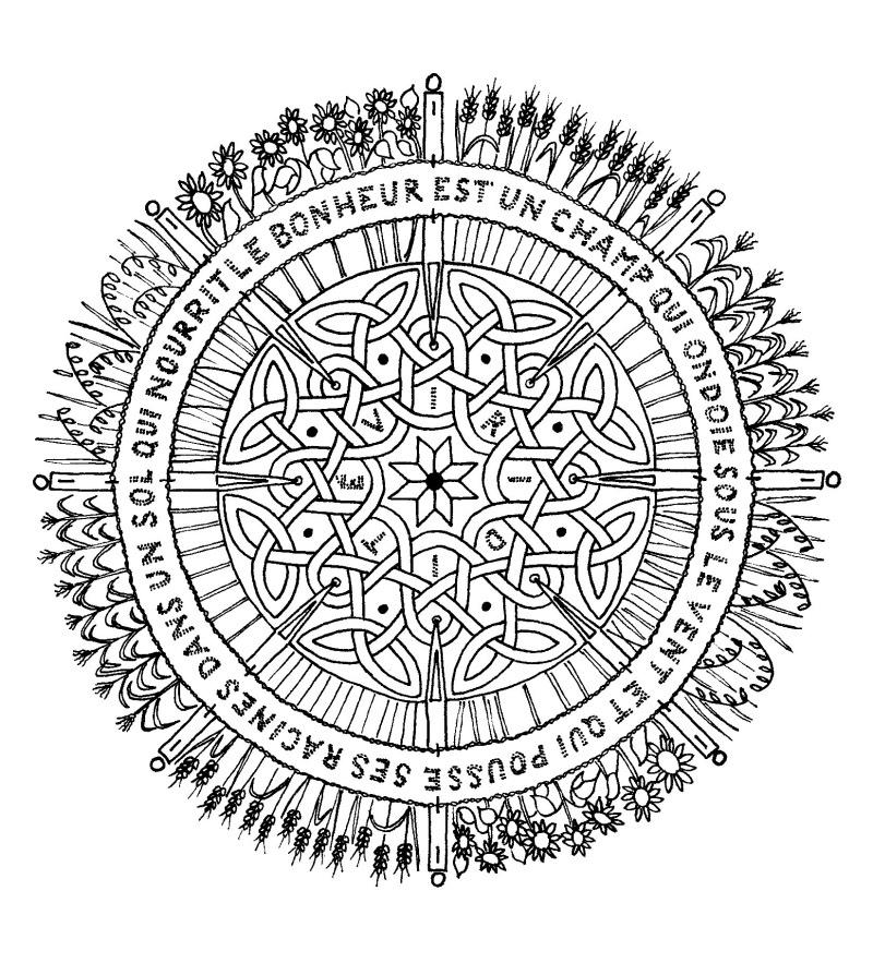 Mandala Ausmalbilder Fur Erwachsene Kostenlos Zum Ausdrucken 8