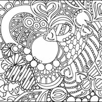 holidays events coloring pages for adults 6