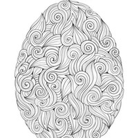 holidays events coloring pages for adults 4