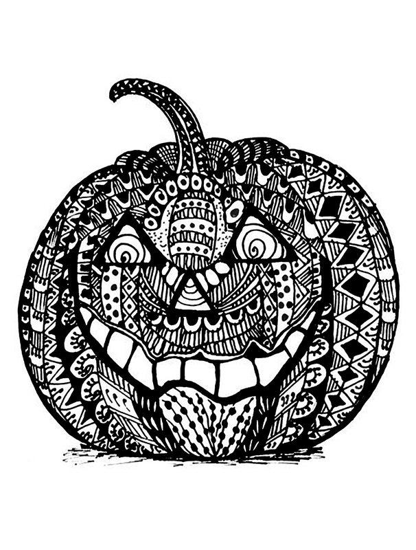 malvorlagen zum ausdrucken halloween