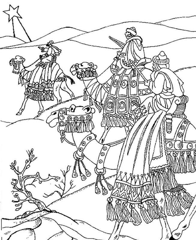 heilige drei könige ausmalbilder für erwachsene kostenlos