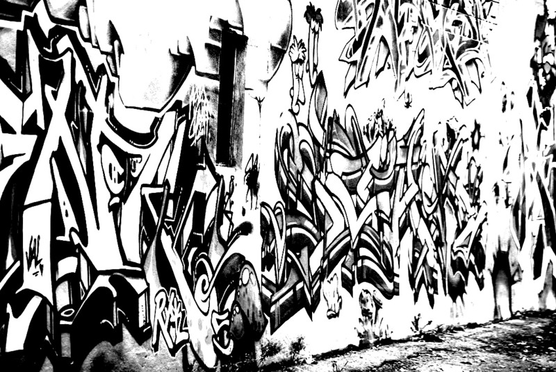 Grafiti Ausmalbilder f r Erwachsene