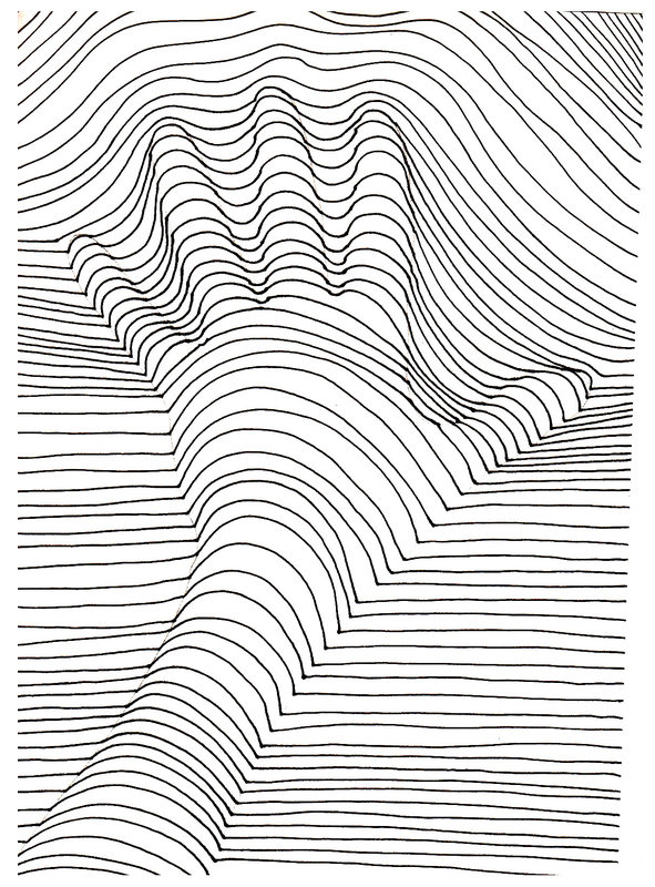 free 3d coloring pages for adults