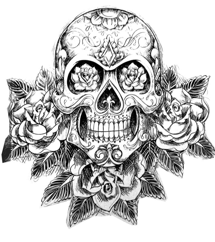 tattoos ausmalbilder für erwachsene kostenlos zum ausdrucken 5